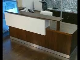 Unique Reception Desk Unique Reception Desk Furniture Ikea Reception Desk Ikea Youtube