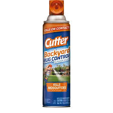 Backyard Mosquito Repellent by Cutter Backyard Bug Control Fogger 16oz Target