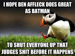 Puffin Meme - unpopular opinion puffin know your meme