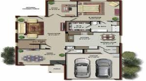 One Level House Plans Best Modern One Level House Plans One Level House Plans With 2