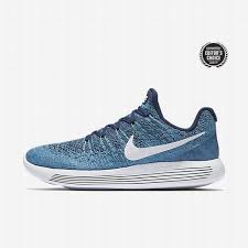Most Comfortable Nike Sneakers Nike Lunarepic Low Flyknit 2 Binary Blue Chlorine Blue Ocean Fog