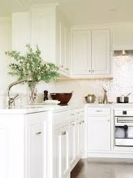 White Backsplash - Backsplash white