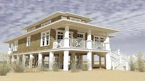 near perfect narrow lot beach house plans coastal house plans
