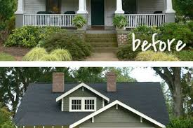 20 home exterior makeover before and after ideas home 20 home exterior makeover before and after ideas home craftsman