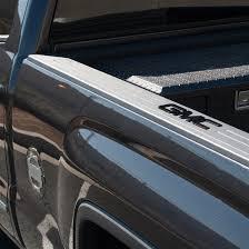 gmc sierra billet bed rail letters gloss black paint code gba