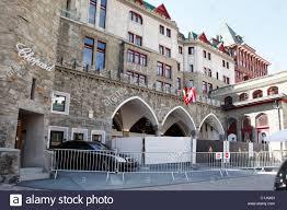 badrutt u0027s palace hotel boris becker and lilly kerssenberg u0027s