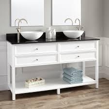 vessel sinks double vanity white cabinet vessel 1 unusual vessel