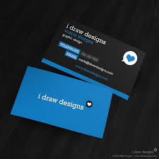 business card business i draw designs business card business cards on creattica your