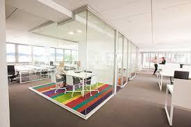 bureau vitre si mobili meublé par pedrali office et culture