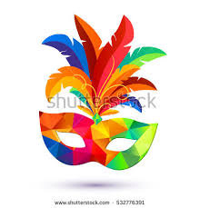 carnival masks carnival mask stock images royalty free images vectors