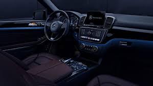 Custom Interior Lights For Cars 2018 Gls550 Suv Mercedes Benz