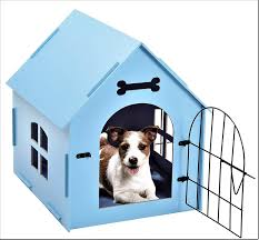 small house dogs pet dog house crate wooden kennel indoor small dogs cats home