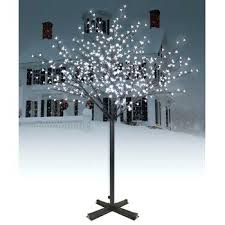 Outdoor Lighted Trees Lighted Trees For Indoors Lighted Twig Tree Lit Branches All
