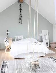 refaire chambre fixer une balançoire au plafond pour décaler la déco chambre