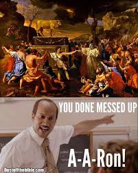 You Done Messed Up A - first christian meme monday of 2016 dust off the bible