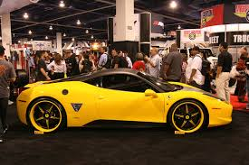 Ferrari 458 Yellow - giovanna wheels custom ferrari 458 italia 4 madwhips