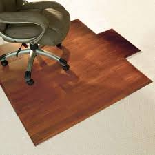 create a better overview of your ambience by chair mats for
