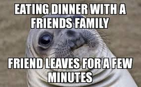 Seal Meme - 12 best awkward moment seal memes dose of funny memes