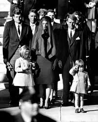 details on jfk funeral that stirred a nation robert kennedy