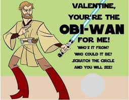 wars valentines day wars obi wan s day scratch cards custom