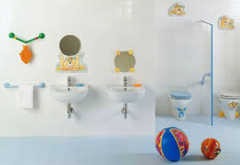 Ideas For Kids Bathroom by Plain Bathroom Kids I And Inspiration Decorating