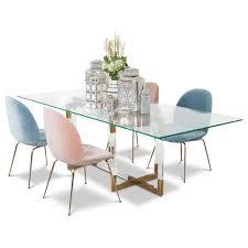 Dining Room Furniture Glass Modern Dining Tables Slab Dining Tables Online Modshop