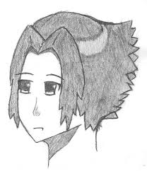 bad sasuke sketch by alexandra of krill on deviantart