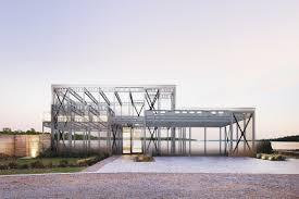 bone structure steel construction system for net zero energy