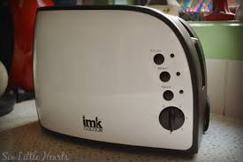 Two Slice Toaster Reviews Six Little Hearts Imk Pro Colour Toaster Review And A Cointreau