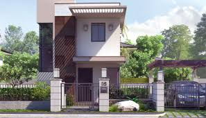 2 storey house small two storey house design homes floor plans