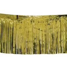Gold Foil Curtain by Foil Curtains Drapes U0026 Skirting From American Carnival Mart Page