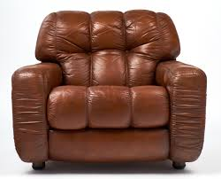 Overstuffed Armchair by Chair Vintage Art Deco Leather Club Chair At 1stdibs Toronto Batch
