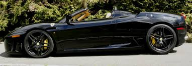 black f430 2006 f430 spider 6 speed sold car search