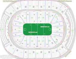 verizon center seating chart with rows and seat numbers real fitness