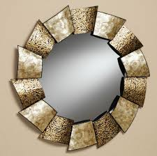 decorating unique round wall mirrors decor ideas with fantastic