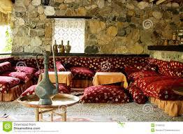 Turkish Interior Design Interior Of Traditional Turkish Restaurant Stock Photography