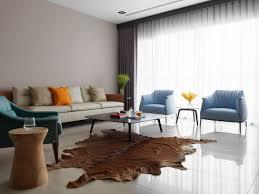 samson designed an elegant apartment full of light