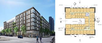 4 Unit Apartment Building Plans Walls Of The City Can Mid Rise Buildings Be Family Friendly