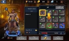 eternity warrior apk eternity warriors 4 for android free eternity warriors