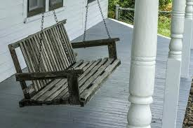 Patio Swing Frame by How To Make A Swing Chair Stand Wooden Porch Swing How To Make A
