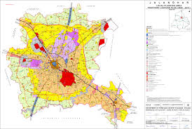 Punjab India Map by Jalandhar Master Plan 2031 Map Pdf Download Master Plans India