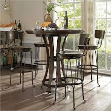 Pub Tables In The Kitchen Artisan Crafted Iron Furnishings And - Kitchen bar tables