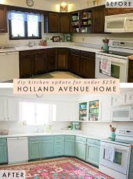 Diy Kitchen Makeover Ideas Before And After 25 Budget Friendly Kitchen Makeover Ideas Redoing