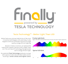 light bulb color spectrum finally 75 watt equivalent soft white a19 led alternative light bulb