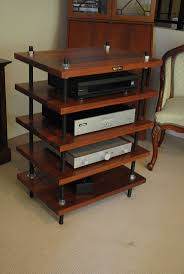 Audio Cabinet Rack 7 Best Hifi Racks Images On Pinterest Audiophile Theater And