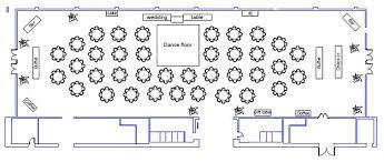 Wedding Floor Plans | wedding floor plan wedding floor plans rain city catering event