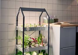 ikea introduced a hydroponic indoor gardening kit hydroponics