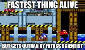 Eggman Meme - eggman is one fast dude imgflip