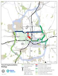 Marta Atlanta Map Transportation Referendum Projects In Bite Sized Chunks Atlanta