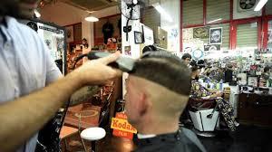 razor fade classic gentleman u0027s haircut by the barber luke youtube